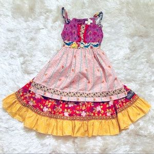 Matilda Jane Girls Apron Dress